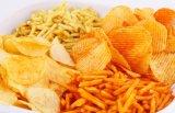 Cadena de producción natural de las Patata-Virutas de la venta caliente