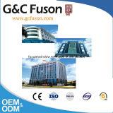 Mur rideau en aluminium avec la bonne réputation faite dans Guangzhou