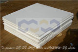 Strato del Teflon di alta qualità con corrosione chimica eccellente