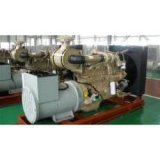 Cummins, 300kw, Portable, Silent Canopy, Cummins Engine Diesel Generator Set