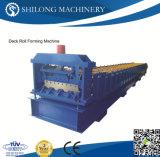 CE approuvé prélaqué Galvanisé Tile Panneau de toit en tôle ondulée Roll Forming Machines