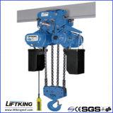 Новая таль с цепью конструкции 7500kg электрическая