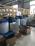 macchina di ghiaccio del fiocco dell'acciaio inossidabile 3200kg per la trasformazione dei prodotti alimentari