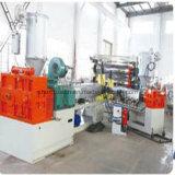 플라스틱 격판덮개 물자 Ectrusion 기계 생산 라인