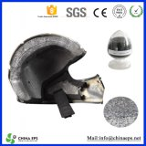 De zwarte EPS Uitzetbare Parels van het Polystyreen voor het Maken van de Helm