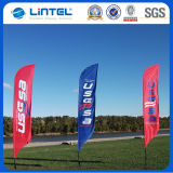 2015 Sale caliente Promotioanal Flying Flag Banner para Event (LT-17F)