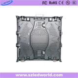 Quadro comandi esterno di fusione sotto pressione del LED dell'affitto per scheda (P5, P8, P10) della fabbrica dello schermo