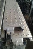 """9.5 """" plance del metallo/plancia/passerella/piattaforma d'acciaio per l'armatura di Ringlock"""