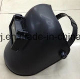제조 직업적인 주문 용접 가면, 대만 간단한 쉬운 유형 검정 안전 용접 헬멧 또는 용접 가면 의 대형 스크린 큰 보기 용접 가면