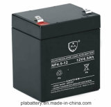 nachladbare Batterie UPS-12V4.5ah für SolarStromnetz