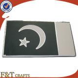 Рекламирующ изготовленный на заказ значок Pin флага Германии эмблемы металла (FTFP1631A)