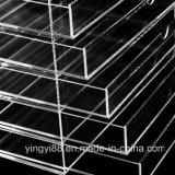 Produit de beauté de qualité/organisateur acryliques de renivellement