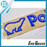 3D etiquetas engomadas modificadas para requisitos particulares para el coche, escrituras de la etiqueta de las etiquetas engomadas de la bóveda de la resina de epoxy con las etiquetas engomadas del epóxido del precio bajo
