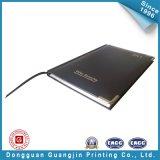 Подгонянная тетрадь сочинительства бумаги цвета (GJ-notebook001)