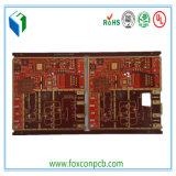 6layer高いインピーダンス制御品質の金プリント基板PCB