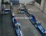 Rectangular LED Lampshade Plastic Extruding Producing Machinery