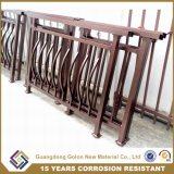 Customized Fer Forgé Balcon Balustrade