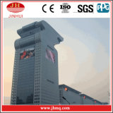 Materiaal van de Legering van het Profiel van het aluminium het Hyperbolische Decoratieve (JH204)