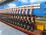 Stahlstab, der Ineinander greifen-Panel-Schweißgerät verstärkt