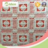 Tessuto chimico del merletto di Strim di Dyeable del campione libero del fiore disponibile dei vestiti