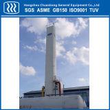 Unidad de Separación de Aire de la planta de producción de nitrógeno líquido
