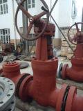 """Válvula de porta operada engrenagem do aço de molde (Z41H-900LB-10 """")"""