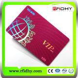Smart Card senza contatto pagato anticipatamente di identificazione RFID di affari del PVC
