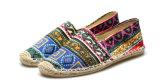 2016 de Speciale Schoenen van de Hennep van het Patroon Vlakke voor Mensen (M.D. 15)