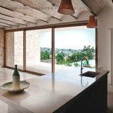 Водоустойчивая & звукоизоляционная алюминиевая раздвижная дверь для виллы & дома (FT-D143)