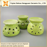 Atacado Ceramic USB Fragrance Oil Burner China Exportador Hot New Products Fancy Light