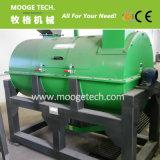 Hochwertiger Haustierplastik, der Maschine aufbereitend sich wäscht