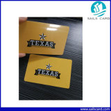 Vier Color Printing Custom Design Plastic PVC Card für Business
