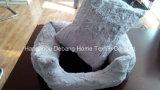 Cama bonito do cão da novidade da cama pequena do animal de estimação