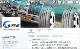 Heavy Duty Truck Tiro, Radial Bus, TBR Neumáticos (11R22.5)