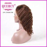 """Perucas baratas super 8 do laço """" - do laço dianteiro cheio de Lace& de 32 """" perucas do cabelo humano linha fina natural"""