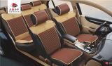 Auto-Sitzdeckel flache Vierjahreszeiten-PU lederner beige Brown