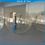 Soldadura del aire caliente del globo de agua TPU1.0mm D=1.8m Alemania Tizip con el Ce En14960