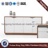 Armário de armazenamento do escritório da melamina de 3 portas (HX-5DE045)
