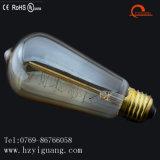 St58旧式なエジソンの電球