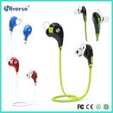 Bruit de Sweetproof annulant l'écouteur stéréo d'écouteur de Bluetooth pour le sport