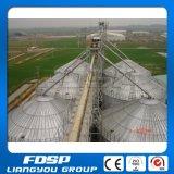 小麦粉の製造所および稲のための大容量記憶装置のサイロ