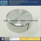 Подгонянная алюминием труба подвергли механической обработке CNC, котор