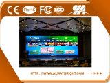 Exhibición de LED a todo color de interior P1.667 de la alta calidad de la exhibición de LED de la venta al por mayor del fabricante de la exhibición de LED de China en la acción