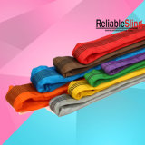 1t~10t Colored Polyester Round Sling ou Lifting Belt