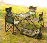 Im Freien faltende kampierende Großhandelstische und Stühle, Freizeit-Tisch und Stuhl