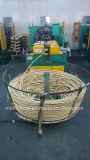 Le fil d'acier tressé a renforcé le boyau hydraulique couvert par caoutchouc (SAE100 R2at-51)/boyau en caoutchouc