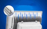 LEIDENE Waterdichte Omni die de Lichte Schijnwerper van de Lamp van de Projectie (FL-001) adverteert