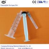 Siringa sterile a gettare con l'ago 5cc (ENK-DS-051)