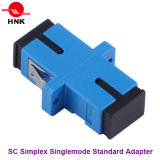 Sc Simplex Singlemode, Multimode, Om3 und APC Fiber Optic Adapter