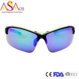Óculos de sol do esporte do PC da proteção do desenhador de moda UV400 dos homens (14367)